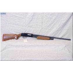 "Lakefield Mossberg mod 500 AB .12 pump action Shotgun w/28"" bbl   [ appears good, blue finish, pisto"