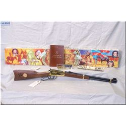 "Winchester mod 94 Little Big Horn Commemorative .44-40 Win cal lever action Rifle w/20"" bbl [ w/orig"