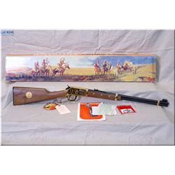 "Winchester mod 9422 Cheyenne Commemorative .22 S, L, LR cal lever action  Rifle w/20 1/2"" bbl ["