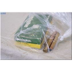 Bag : 23 Rnds Remington .444 Marlin 240 Gr ammo