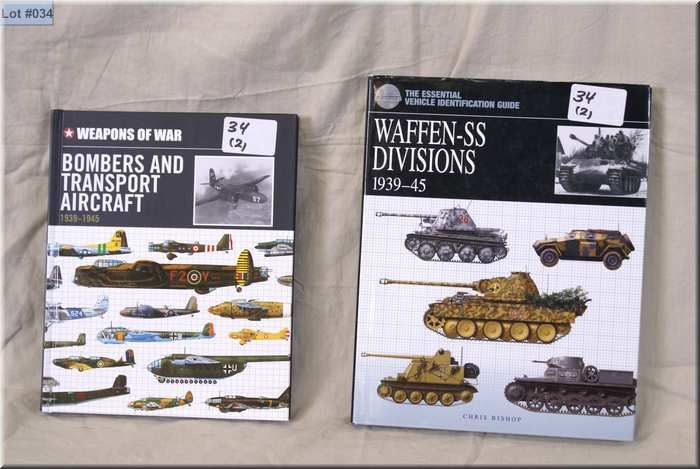 Two New Hd Cover Reference Books : The Essential Vehicle