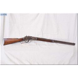 "Winchester mod 1873  Third Model ..44 WCF cal lever action Rifle w/ 24"" oct bbl full mag [ faded pat"