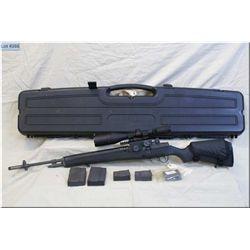 """Norinco mod M305  .308 Win cal semi auto Rifle w/22"""" bbl w/muzzle break [ flat grey finish, black co"""