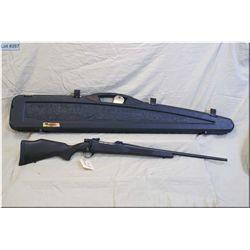 "Weatherby  mod Vanguard .7 MM Rem Mag cal. Bolt action  Rifle w/24"" bbl [ appears excellent, blue fi"