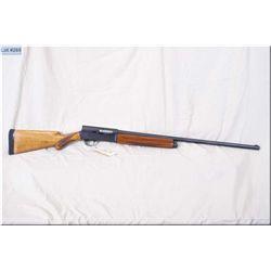 """Browning ( FN) mod Auto Five .12 Ga 2 3/4"""" semi auto Shotgun w/29"""" bbl [ flat re-blued finish, round"""