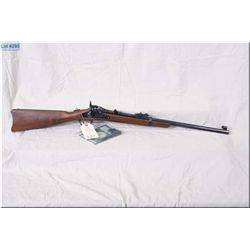"""Pedersoli  U.S. Springfield Trap Door  Reproduction .45/70 cal Carbine w/22"""" bbl [ appears as new, b"""