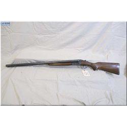 "Stevens by Savage mod 311 Series H .12 Ga hammerless Side by Side Shotgun w/30"" blued barrels [ case"