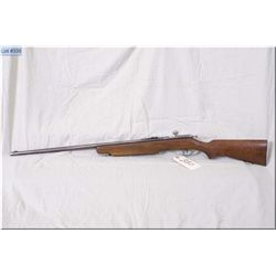 "Cooey mod 75 .22 LR Cal single shot bolt action Rifle w/ 27"" bbl [ fading blue finish, barrel sights"