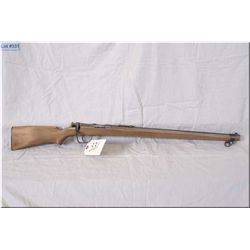 "FN mod Sporter .22 LR cal single shot boy's Rifle w/20 3/4"" bbl [ fading blue finish w/barrel sights"