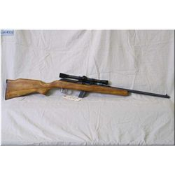 "Cooey mod 64 B .22 LR cal clip fed semi auto Rifle w/19 1/4"" [ good blue finish w/barrel sights, fit"