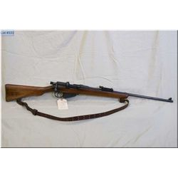 Lee Enfield ( LSA) Dated 1916 , # 1 MK III * .303 Cal clip fed bolt action Sporterized Rifle w/640 m