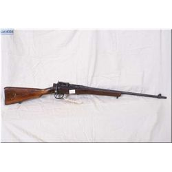 Lee Enfield ( Savage Stamped FTRB) mod No 4 MKI  .303 cal sporterized bolt action Rifle w/640 mm bbl