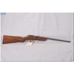 "Cooey mod ACE-1 .22 LR cal single shot bolt action boy's Rifle w/17"" bbl [ faded patchy finish, medi"