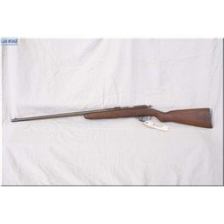 "Cooey ACE Special .22 LR cal single shot bolt action Rifle w/24"" bbl [ faded blue, barrel sights, sm"