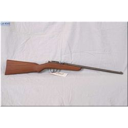 "Cooey ACE .22 LR cal single shot bolt action boy's Rifle w/17"" bbl [ faded blue finish w/some slight"