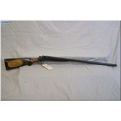 "Bayard Arms mod 1892 .12 Ga Side By Side hammer Shotgun w/30"" bbls [ hand carved pistol grip stock w"