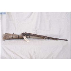 Lot : Three Rifles : Stevens Little Scout 14 1/2 .22 LR cal - Savage mod 1904 .22 LR cal Missing sto
