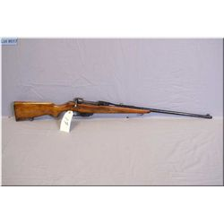 "Ross mod 1910 Sporter .303 Brit cal straight pull bolt action Rifle w/26"" bbl [ painted black finish"