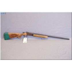 "Winchester mod 37A .12 Ga 3"" single shot Shotgun w/30 "" bbl [ blue finish w/surface rust covering mo"