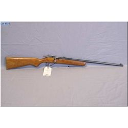 "Cooey/Win mod 39 .22 LR cal single shot bolt action Rifle w/22"" bbl [ blue finish, barrel sights, sa"