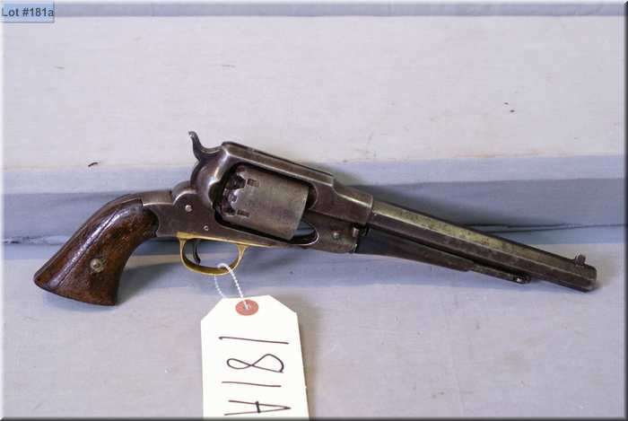 Remington mod 1858 Old Model Style ( without new model