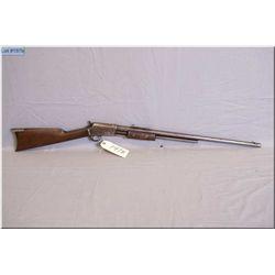 "Colt mod Lightning Rare Medium Frame .32 cal ( .32-20 ) pump action Rifle w/26"" rnd bbl [ fading pat"