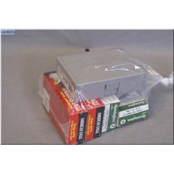Bag Lot : RCBS .40 S & W/.10 MM Auto Carbide 3 Die Set - 100 Rnd Remington .10 MM Ammo - 100 Rnds Am