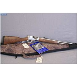 """Marlin mode 1895 GS ( stainless) .45-70 Govt cal lever action Rifle w/18"""" bbl [ appears excellent, s"""