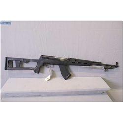 "Norinco mod SKS 7.62 x 39 cal clip fed semi auto Rifle w/20"" bbl [ composite skeleton style stock w/"