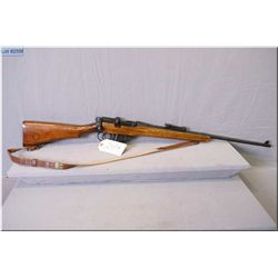 Lee Enfield ( SHT LE) Dated 1915 No 1 Mk III * .303 cal sporterized Rifle w/640 mm bbl [ blue finish
