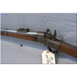 Remington mod No 1 Size Rolling Block .50-70 cal Three Band Full Wood Military Rifle [ N.Y. National