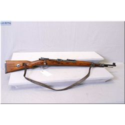 Mauser K98 BYF 44 (Oberndorf) bolt action rifle with strap, SN 13004 (Plus others). LATE LISTING, SE