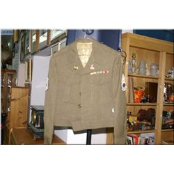 Regulation Army Officer's Tunic