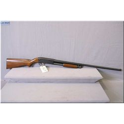 "Ithica mod 37 Featherlight .12 Ga  2 3/4"" pump action Shotgun  w/30"" bbl [ appears v-good, blue fini"