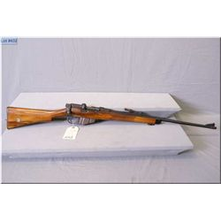 Lee Enfield ( Sht. L.E.) mod No 1 MK III * .303 clip fed bolt action sporterized Rifle w/640 MM bbl
