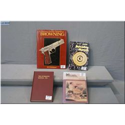 Lot : 4 Hd Cover Books : Speer Reloading Manual - Hornady Reloading Hand Book 3 Rd Edit - The Gun Sm