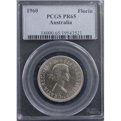 1960 Florin PCGS PR65