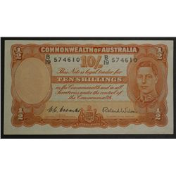 Coombs Wilson 10 Shillings