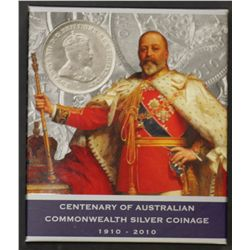 Centenary  of Australian Commonwealth Bronze and Silver Coinage 2010
