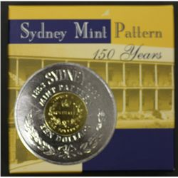 Sydney Mint Pattern 150 Years