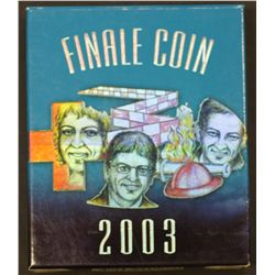 2003 Finale Coin x 2