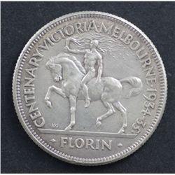 1934/35 Florin