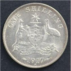 1917 Shilling