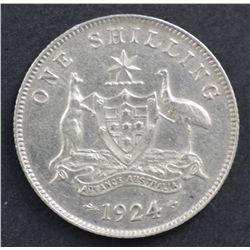 1924 Shilling