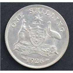 1926 Shilling