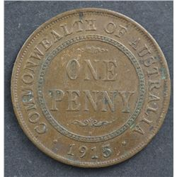 Australia 1915H Penny EF