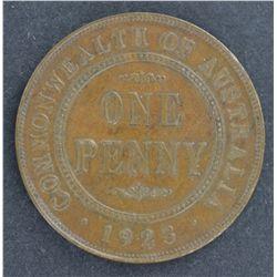 Australia 1923 Penny Good EF