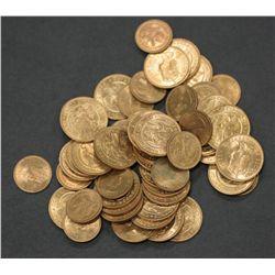 Australian Half-Penny 1929 About UNC