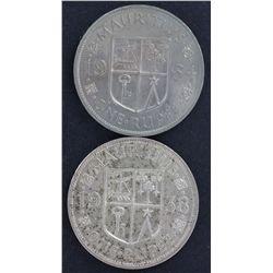 Mauritius Rupees
