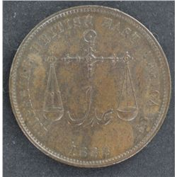 Mombasa 1888h UNC